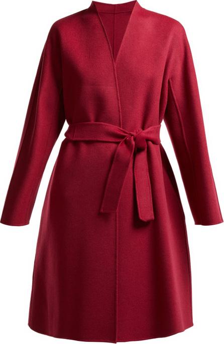 Weekend Max Mara Gimmy belted wool coat