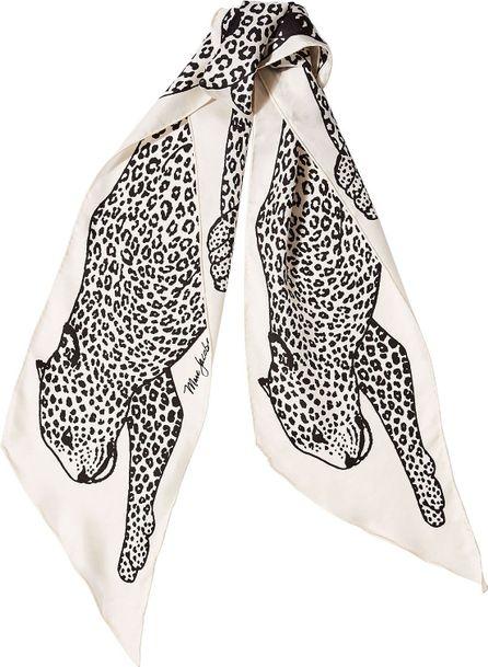 MARC JACOBS Printed Silk Scarf
