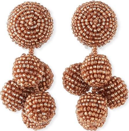 Sachin & Babi Mini Coconuts Drop Earrings