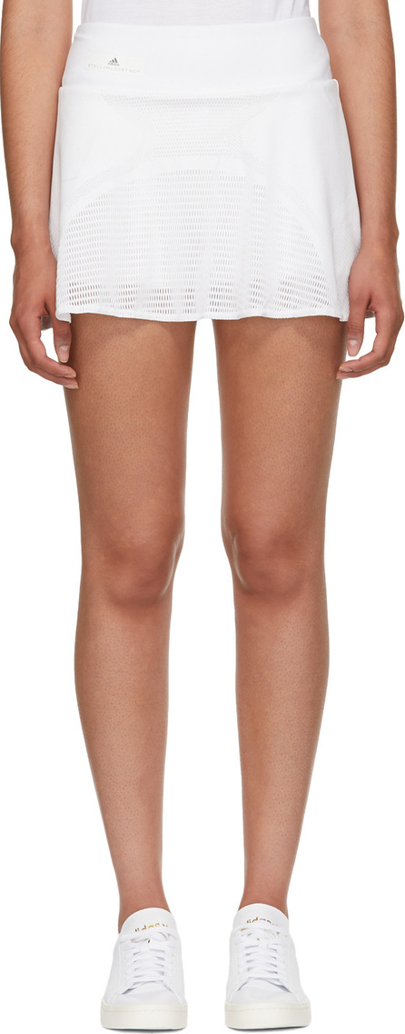 Adidas By Stella McCartney White Tennis Minskirt