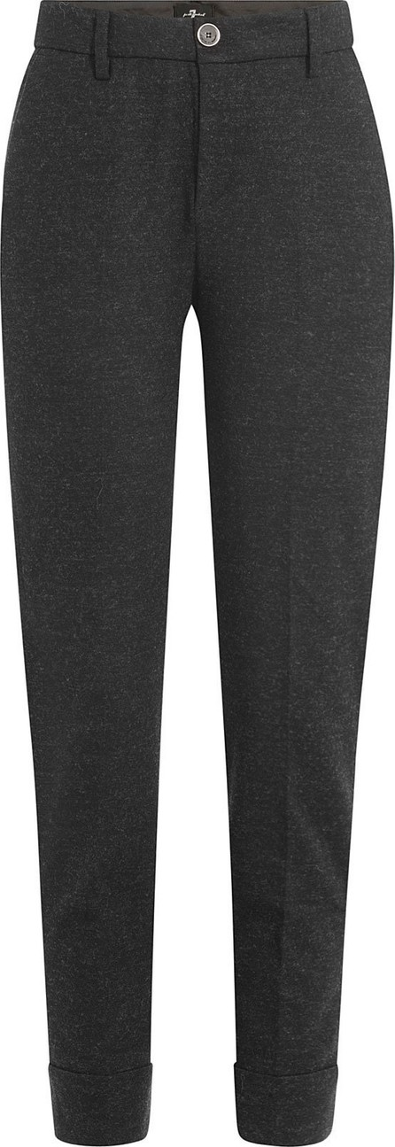 7 For All Mankind 7/8 Pants with Virgin Wool