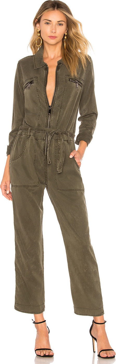 Hudson Long Sleeve Jumpsuit