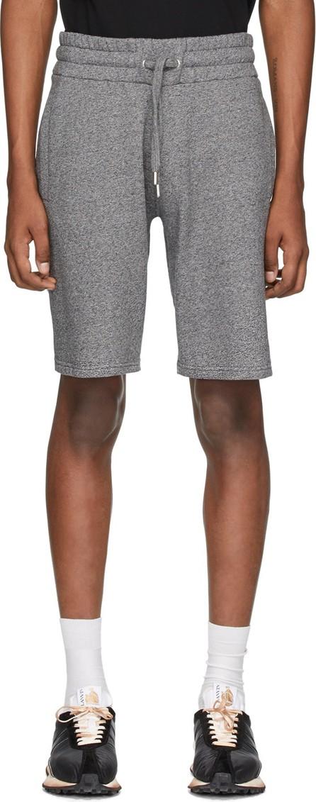 KENZO Grey Logo Shorts