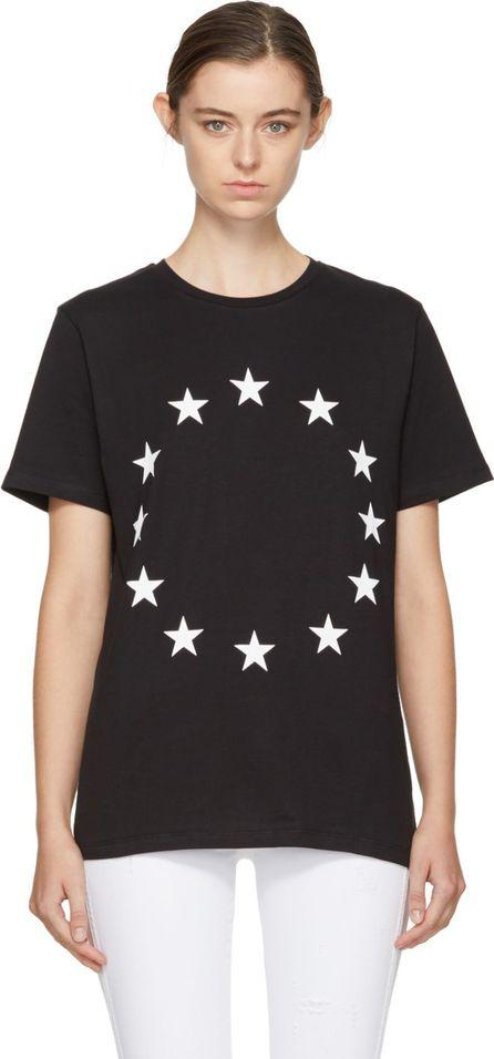 Etudes Black Page Europa T-Shirt