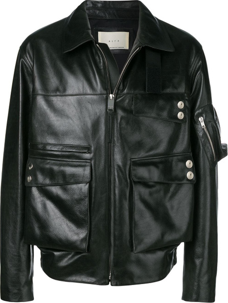 Alyx Leather bomber jacket
