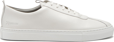 Grenson Sneaker 1  low-top leather trainers