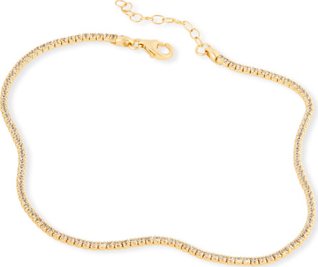 Fallon Armure Crystal Anklet