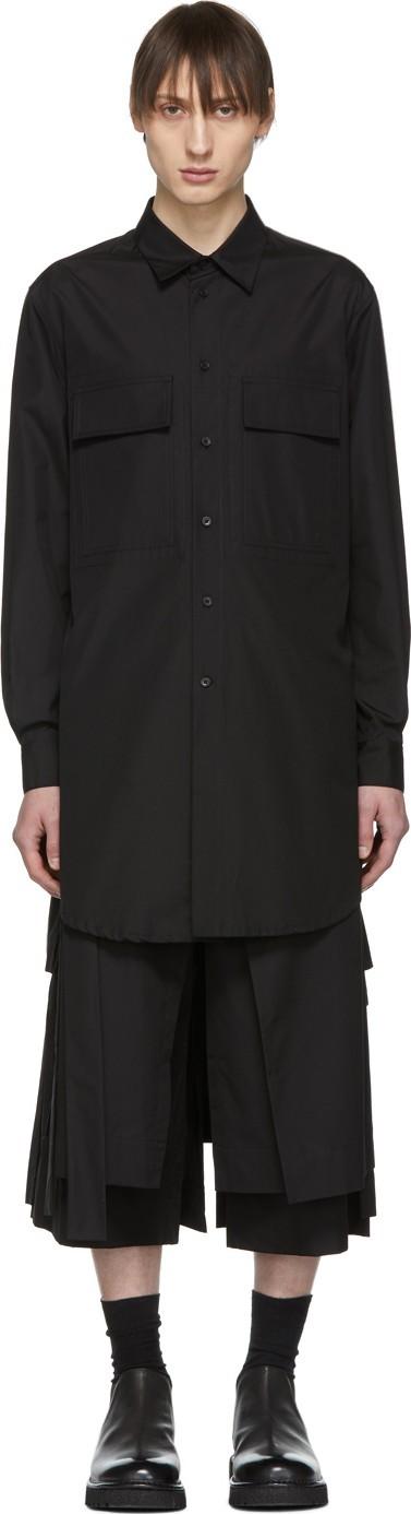 Craig Green Black Long Shirt