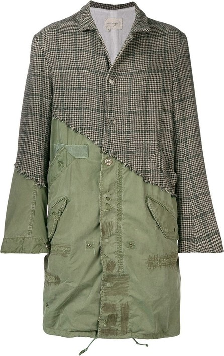 Greg Lauren Hybrid coat