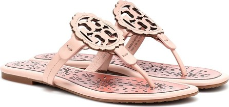 ef8a7fef2 Tory Burch Mini Miller jelly sandals in White - Mkt