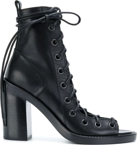 Ann Demeulemeester Blanche Lace-up sandals
