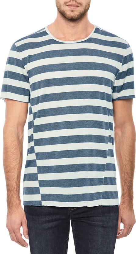 Joe's Jeans Men's Engineered Stripe T-Shirt