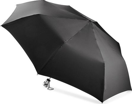 Alexander McQueen Umbrella with Skull Handle