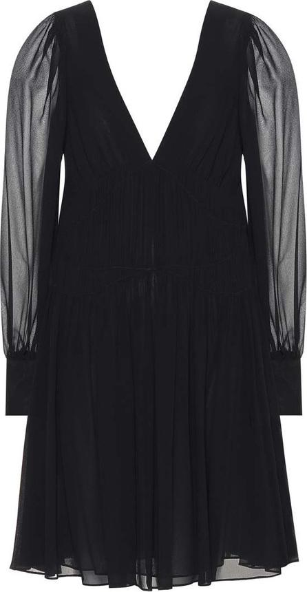 Stella McCartney Claire silk georgette dress