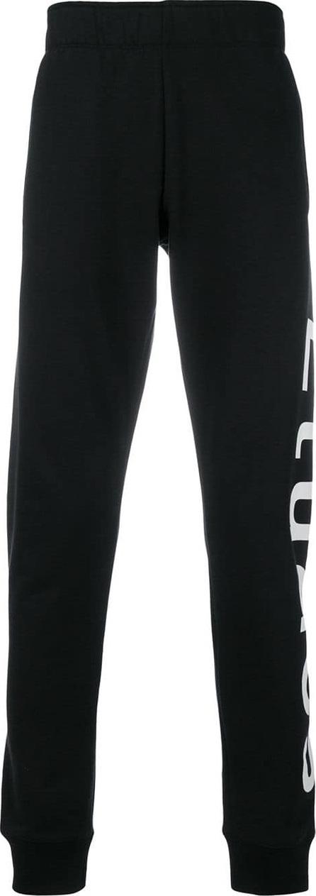 Etudes Logo print track trousers