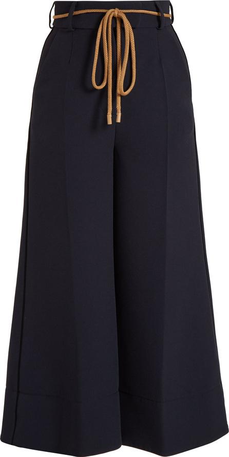 Roksanda Rabea wide-leg cropped trousers