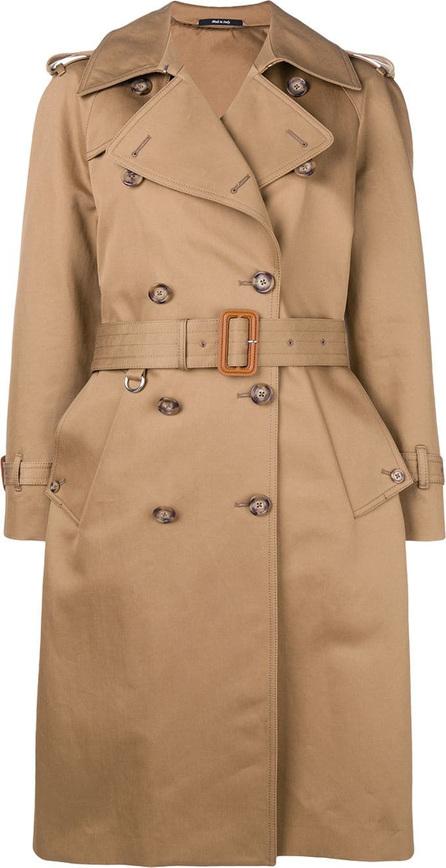 Maison Margiela Double breasted trench coat