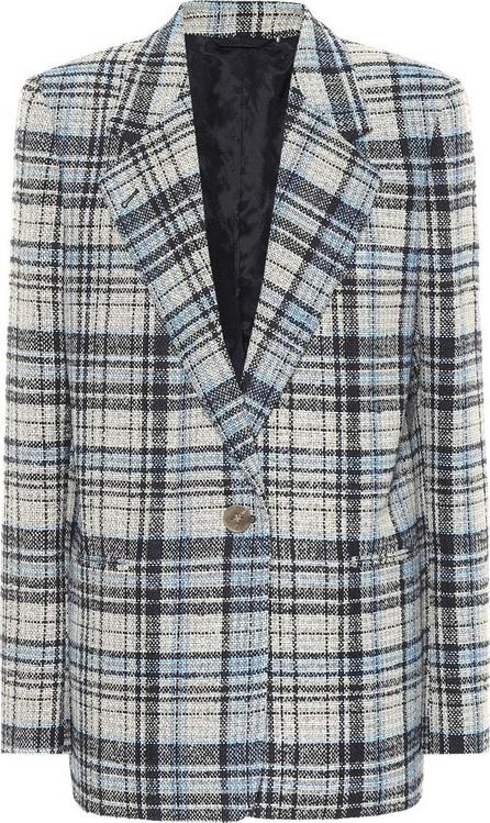 Acne Studios Checked wool-blend blazer