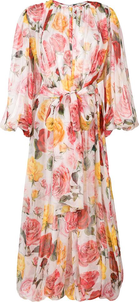 Dolce & Gabbana Floral jumpsuit