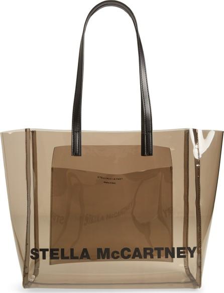 Stella McCartney Clear Logo Tote