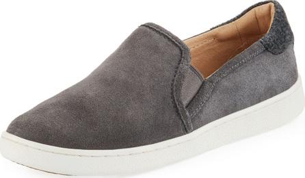 UGG Cas Suede Slip-On Sneakers