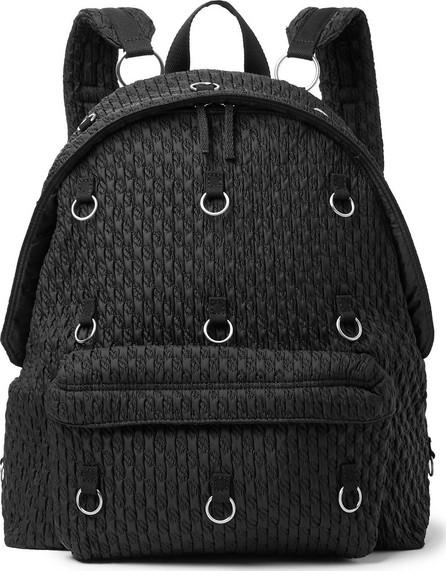 Raf Simons + Eastpak Padded Pak?r Embellished Matelassé Shell Backpack