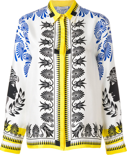 Versace Collection Patterned shirt
