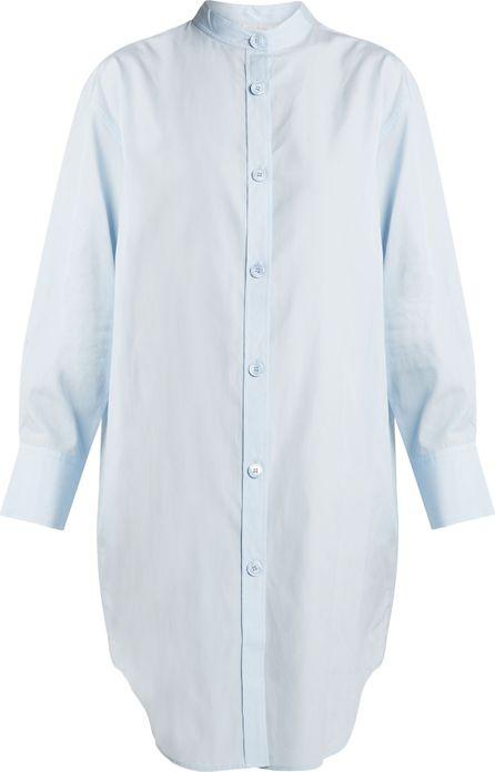 Acne Studios Diede Dry Pop cotton-poplin shirtdress