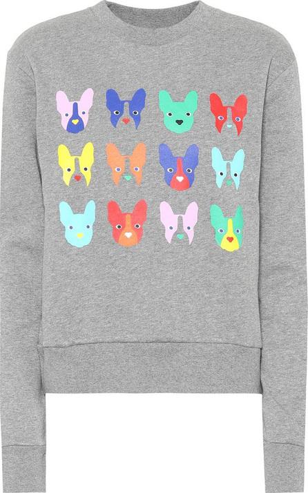 Etre Cecile Printed cotton sweatshirt