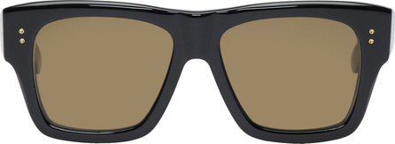 DITA SSENSE Exclusive Black Creator Sunglasses