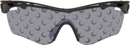 Marine Serre Black Rudy Project Edition Tralyx Slim Moon Sunglasses