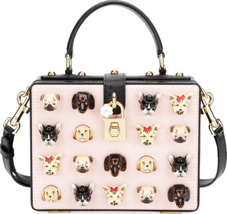Dolce & Gabbana Dolce Box Puppies! Shoulder Bag