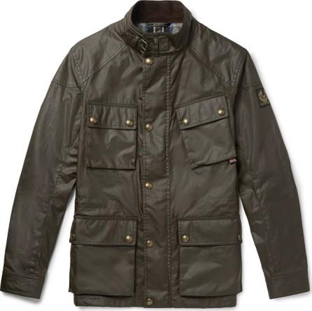 Belstaff Fieldmaster Waxed-Cotton Jacket