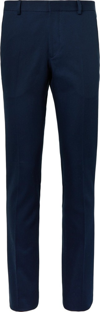 Bellerose Slim-Fit Cotton-Twill Trousers