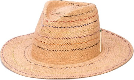 Nick Fouquet Contrast straw hat