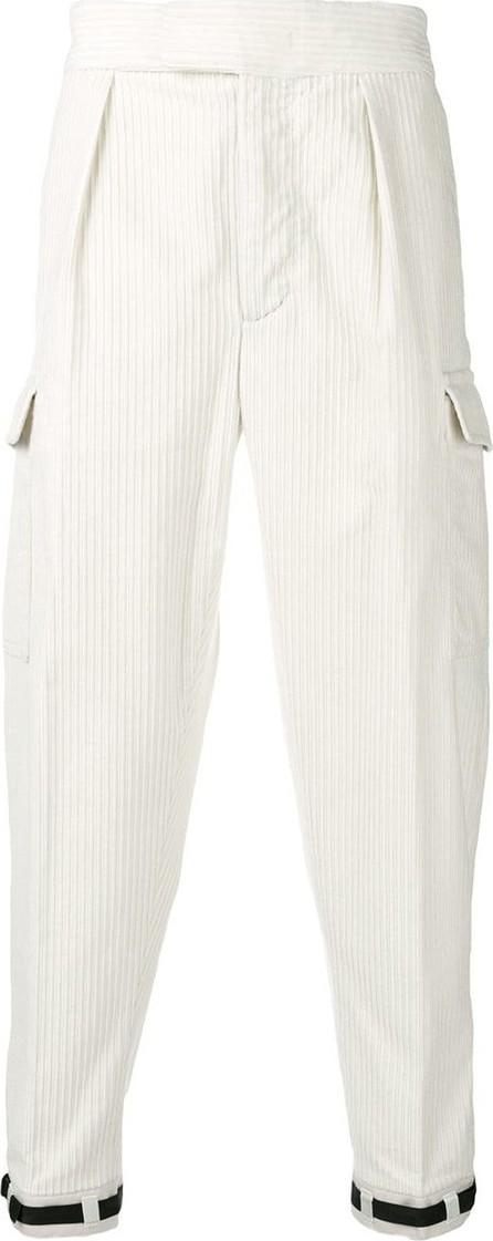 Ermenegildo Zegna Large corduroy trousers