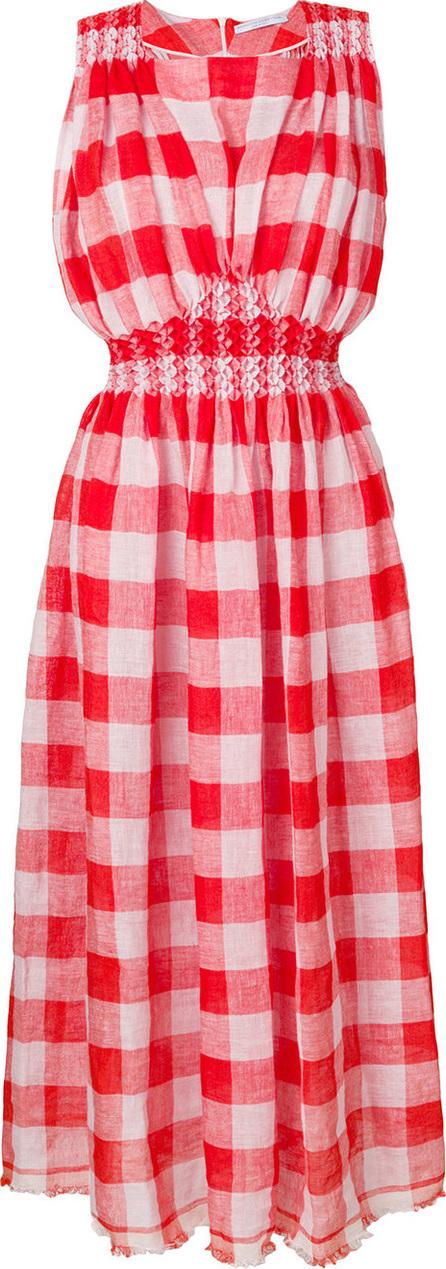 Ermanno Scervino Checked dress