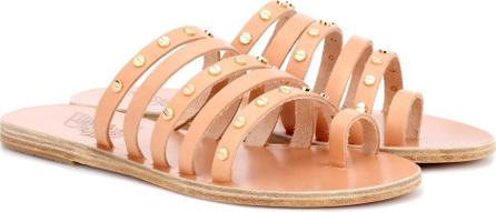 Ancient Greek Sandals Niki embellished leather sandals