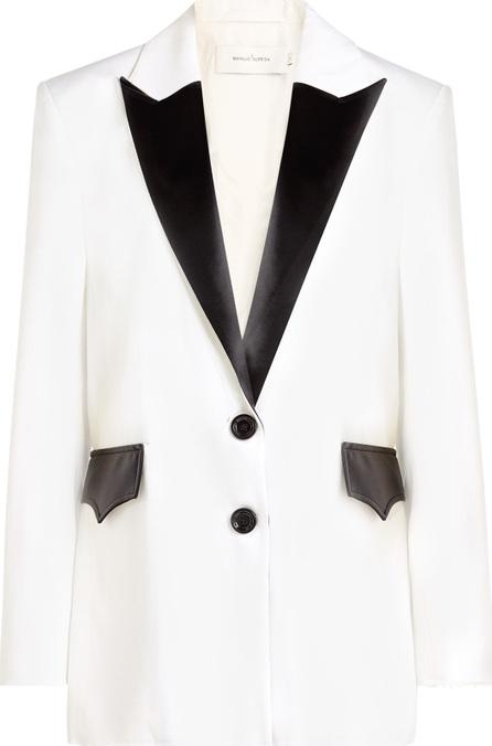 Marques'Almeida Virgin Wool Blazer