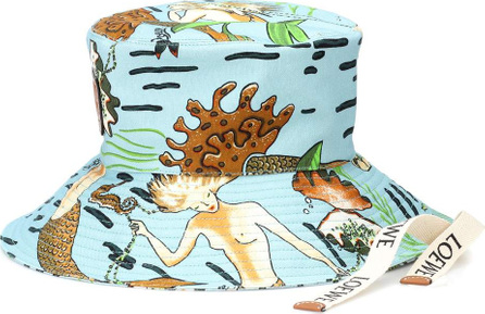 LOEWE X Paula's Ibiza Mermaid hat