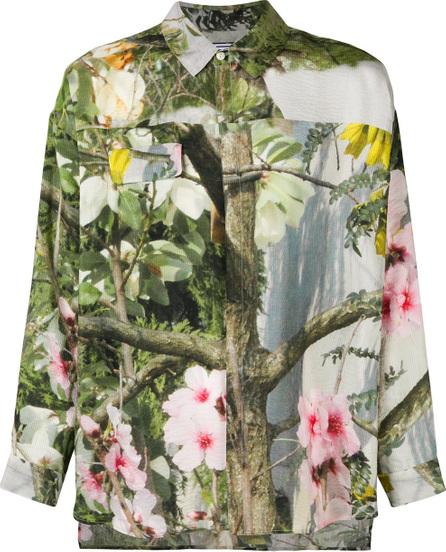 Anntian Floral print shirt