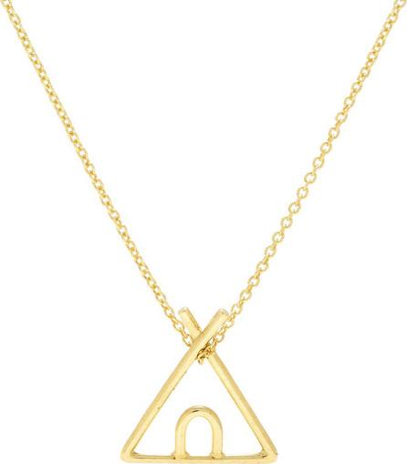 Aliita Tipi 9kt gold necklace