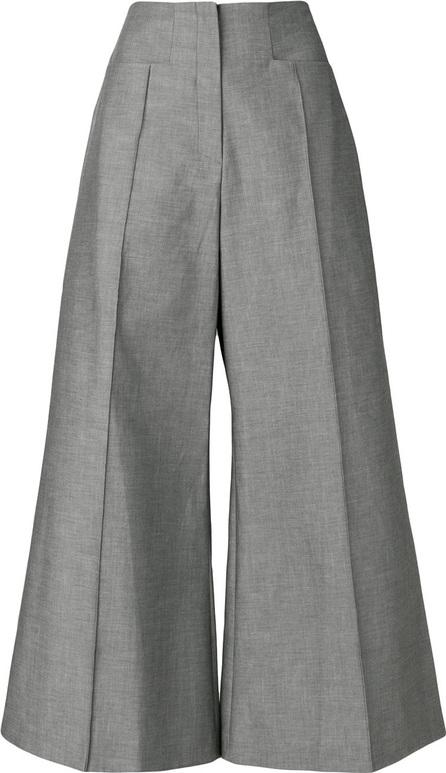 Delada Wide leg tailored trousers