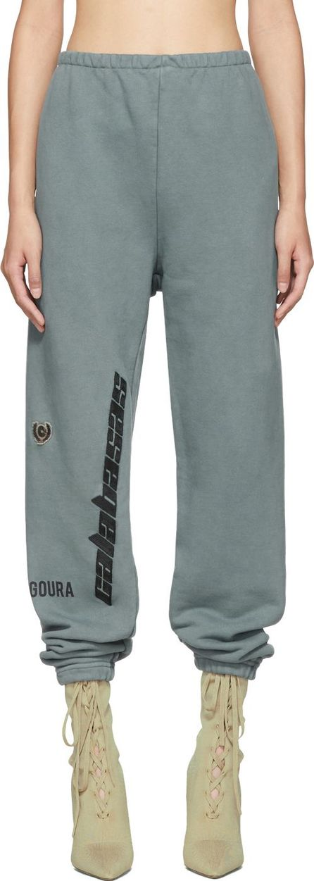 Yeezy Blue 'Calabasas' French Terry Sweatpants