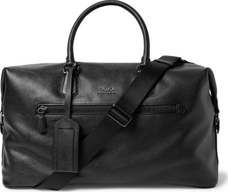 Polo Ralph Lauren Pebble-Grain Leather Holdall