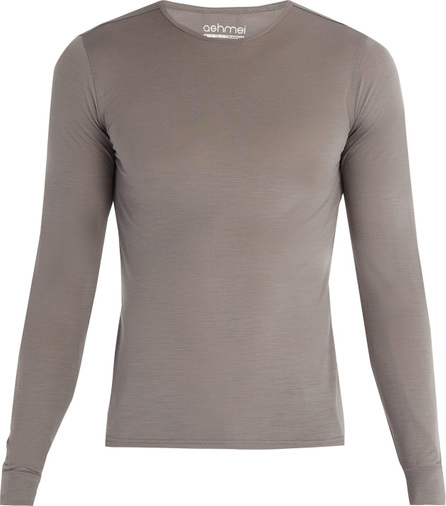 Ashmei Wool-blend baselayer top