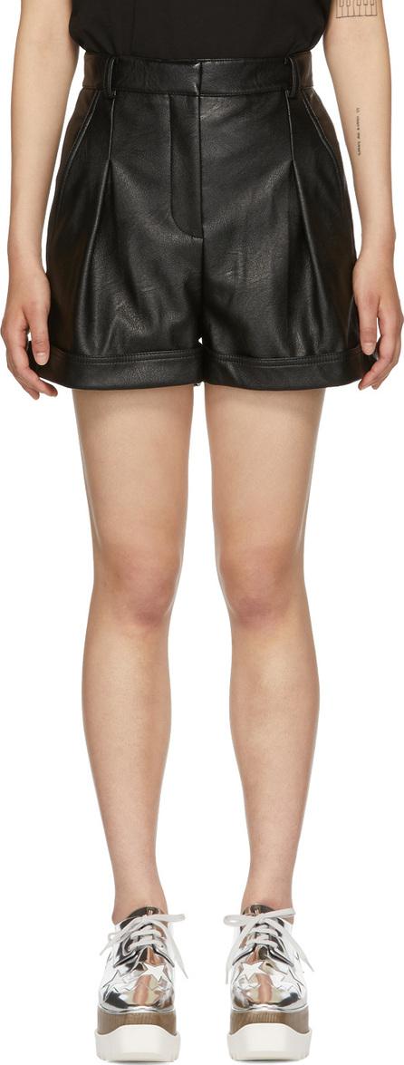 Stella McCartney Black Alter-Nappa Shorts