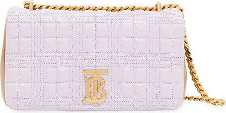 Burberry London England Small quilted two-tone Lola bag