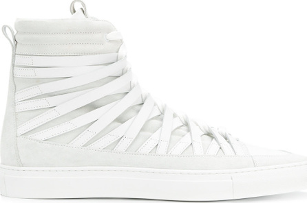 Damir Doma Hi-top strappy sneakers