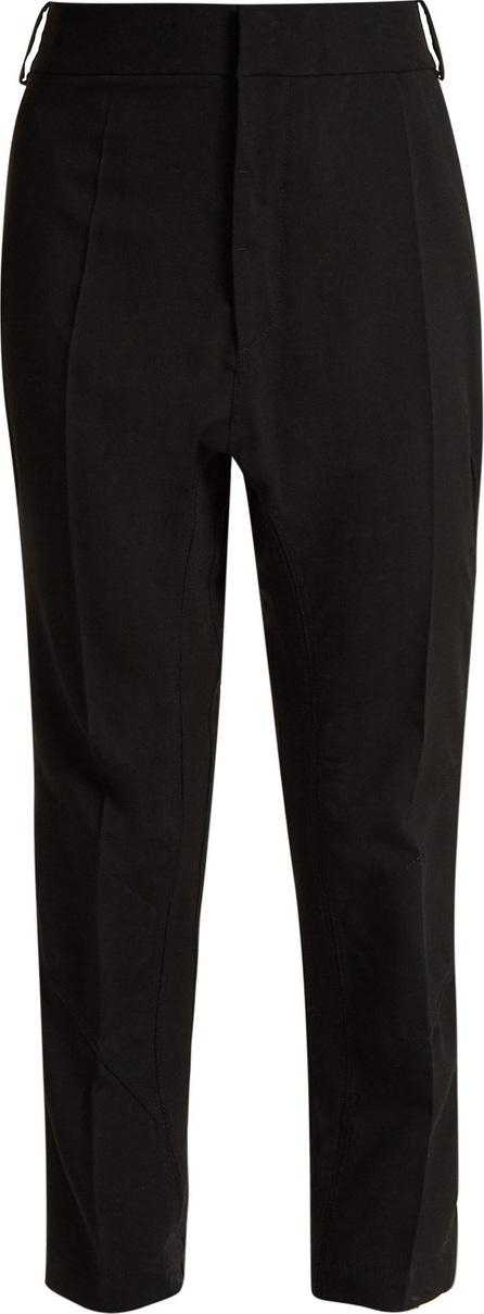 Haider Ackermann Cosmos wool-blend trousers